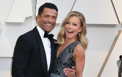 Kelly Ripa & Mark Consuelos on Their 'Almost Old-Fashioned' Marriage