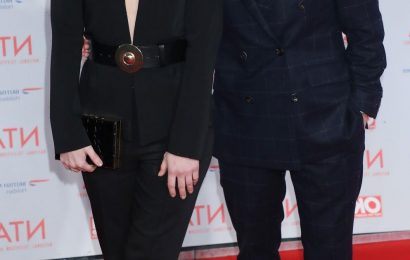 Line of Duty's Martin Compston and Vicky McClure play hilarious pranks on each other in behind-the-scenes footage