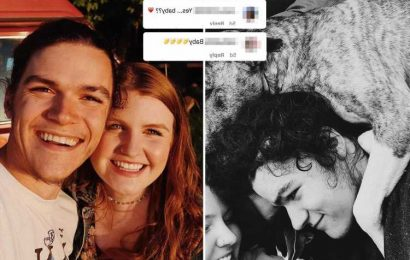 Little People fans think Jacob & Isabel Roloff are expecting first child after she teases 'life is getting sweeter'