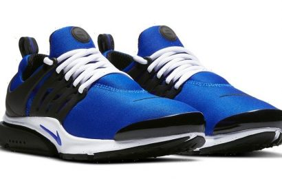 "Nike Air Presto Arrives in Sporty ""Racer Blue/Black"""