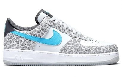 """Nike's Air Force 1 Receives Wild """"Leopard"""" Patterns"""