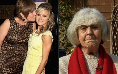 Nikki Grahame suffered from 'terminal loneliness' before her death and found lockdown 'hellish', said her mum