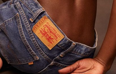 Only Haute Hippies Need Indulge in Valentino's Elevated Levi's 517 Jeans