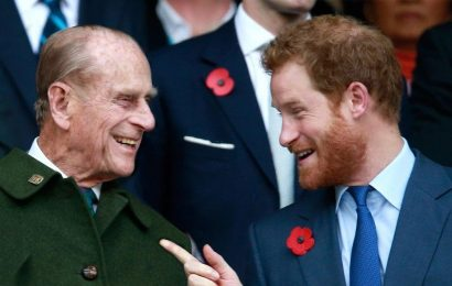 Prince Harry Honors Grandfather Prince Philip in Earth Day Message