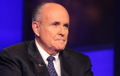 Rudy Giuliani's Apartment Searched by Federal Agents Amid Investigation