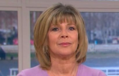 Ruth Langsford's 'heart is breaking' for Queen after Prince Philip's funeral