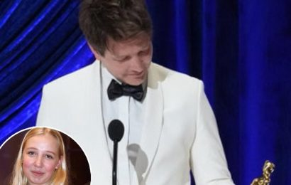 'She Was Supposed To Be In This': Director Thomas Vinterberg Dedicates Oscar to Teen Daughter He Lost Four Days Into Filming