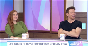 Stacey Solomon and Joe Swash say they were 'destined to be together' as pair talk past lives