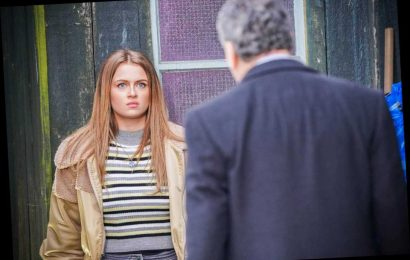 EastEnders spoilers: Tiffany Butcher attacked as her club money scam is discovered