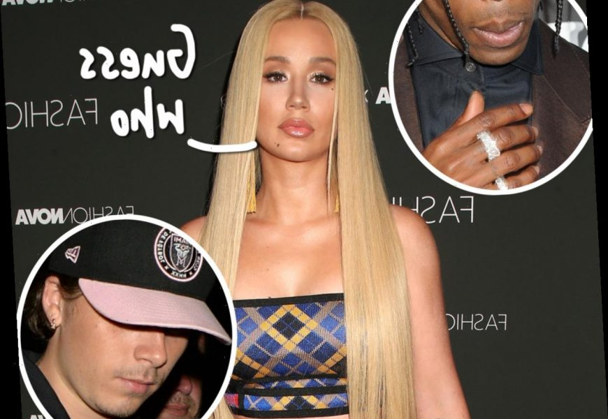 Iggy Azalea Leaks Freaky DMs She Gets From Super-Famous Celebs – & Sleuths Have Already Identified Them!