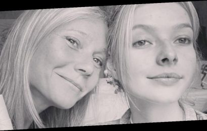Gwyneth Paltrow's Daughter, Apple Martin, Hilariously Roasted Her Goop Morning Routine