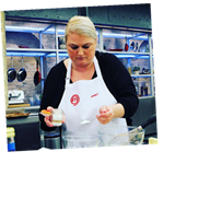 Who is Laura on MasterChef 2021?
