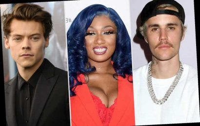 iHeartRadio Music Awards Announce 2021 Nominees! Justin Bieber, Megan Thee Stallion, Harry Styles Lead