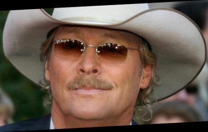 Inside Alan Jackson's Marriage
