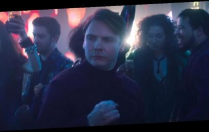 Okay, Sure, Here's Zemo Dancing on 'The Falcon and the Winter Soldier' in a One-Hour Loop