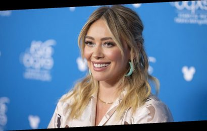 Hilary Duff Shares Precious New Pic of Newborn Daughter Mae
