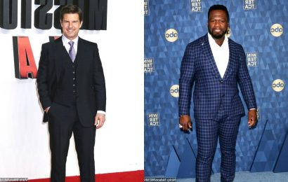 50 Cent Lauds Tom Cruise for Backing Protest Against Golden Globes