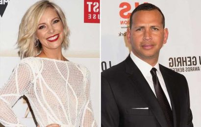 ARod privately messaged married TV host Belinda Russell on Instagram following his split with ex-fiancee JLo