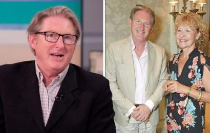 Adrian Dunbar wife: Line of Duty star praises wife as the only one who could 'handle' him