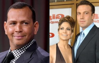 Alex Rodriguez Has a Cheeky Response When Asked About J Lo and Ben Affleck's Reunion