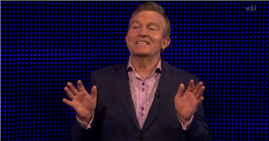 Bradley Walsh left in hysterics by The Chase player using 'Ip Dip Do' for answer