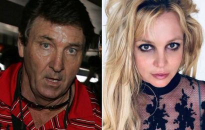 Britney Spears to ask judge to remove dad Jamie from conservatorship