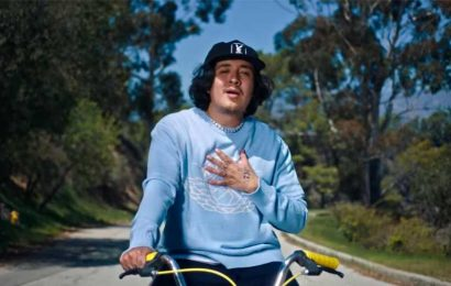 Cuco Takes a Dreamy Bike Ride in 'Forevermore' Video