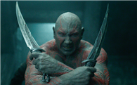 Dave Bautista Says Marvel 'Dropped the Ball' with Drax: 'Wished They Would've Invested' in Backstory