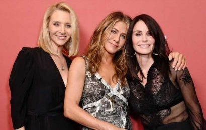 Finally, Jennifer Aniston just shared the Friends reunion release date and trailer