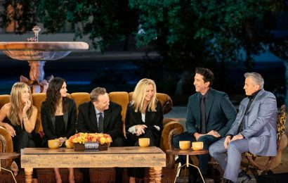 Friends reunion: The one with the Remember the One With … ?