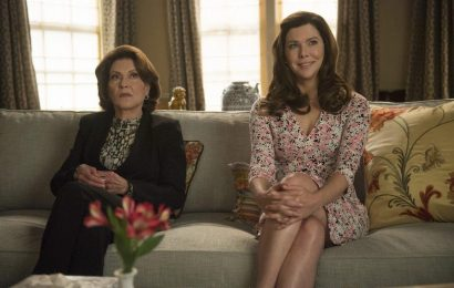 'Gilmore Girls': Lorelai and Emily Have a Touching Hospital Dinner in a Deleted Scene