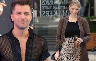 'I'm trying to protect her' Pasha Kovalev speaks out as wife Rachel Riley receives abuse
