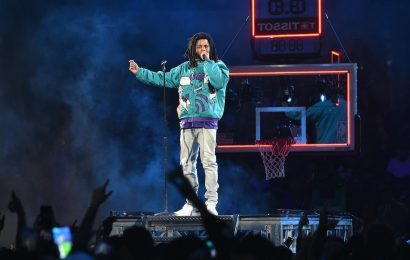 J. Cole Is Officially Going to Be a Professional Basketball Player in Africa