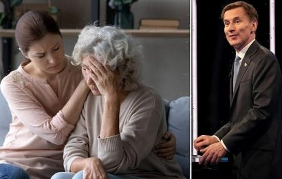 JEREMY HUNT: Social care problem is critical – so why delay fixing it?