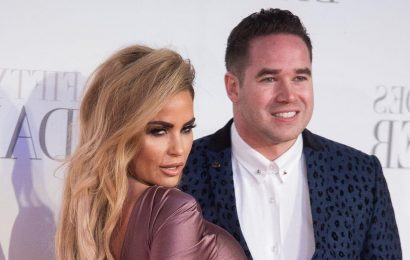 Katie Price's ex shares sweet unseen video of Harvey dancing at their wedding