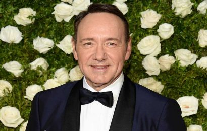 Kevin Spacey could return to big screen in film about accused pedophile