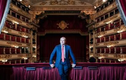 La Scala Takes a Big Step With a Small Audience
