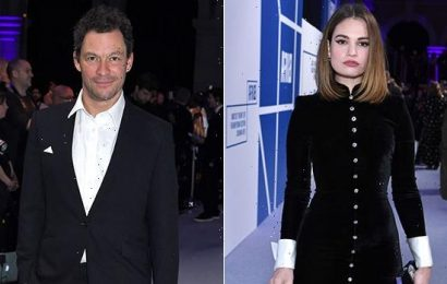 Lily James Admits 'There's A Lot To Say' About Dominic West Scandal 7 Mos. After Rumors