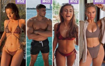Love Island's Molly Mae Hague could earn £900k a MONTH if she joined OnlyFans