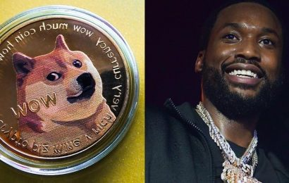 Meek Mill Gets on the Dogecoin Train With a $50,000 USD Purchase