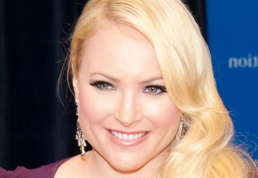 Meghan McCain's Comments For Republicans Are Turning Heads