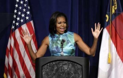 Michelle Obama's Former Secret Service Describes Her Stunning Response to One Racist Attack