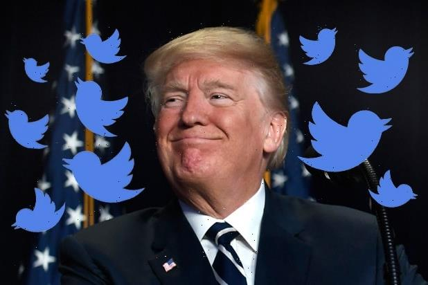 No, Journalists, You Won't Get Banned for Tweeting Trump Statements