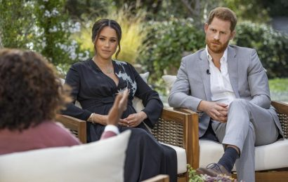 Oprah Says Meghan Markle and Prince Harry Haven't 'Shared Any Regrets' About Their Tell-All Interview With Her