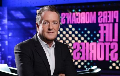 Piers Morgan fans left in tears as they praise 'extraordinary' Life Stories