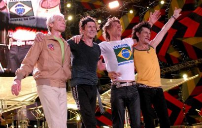 Rolling Stones Ready 'A Bigger Bang: Live on Copacabana Beach' Reissue