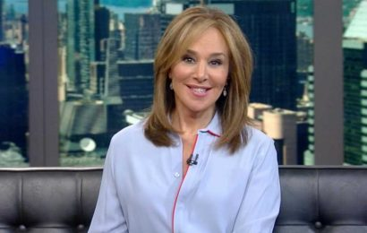 Rosanna Scotto on being a news anchor in the Zoom era