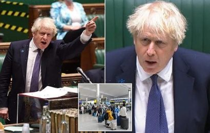STEPHEN GLOVER: The Boris Johnson I once knew is in a tailspin