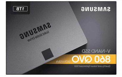 Samsung 1TB QVO SSD is £29 off – a top deal for extra PC or laptop storage