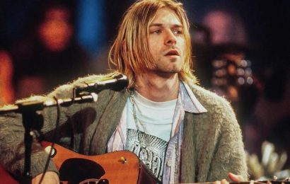 Six Strands of Kurt Cobain's Hair Auctions for Over $14,000 USD